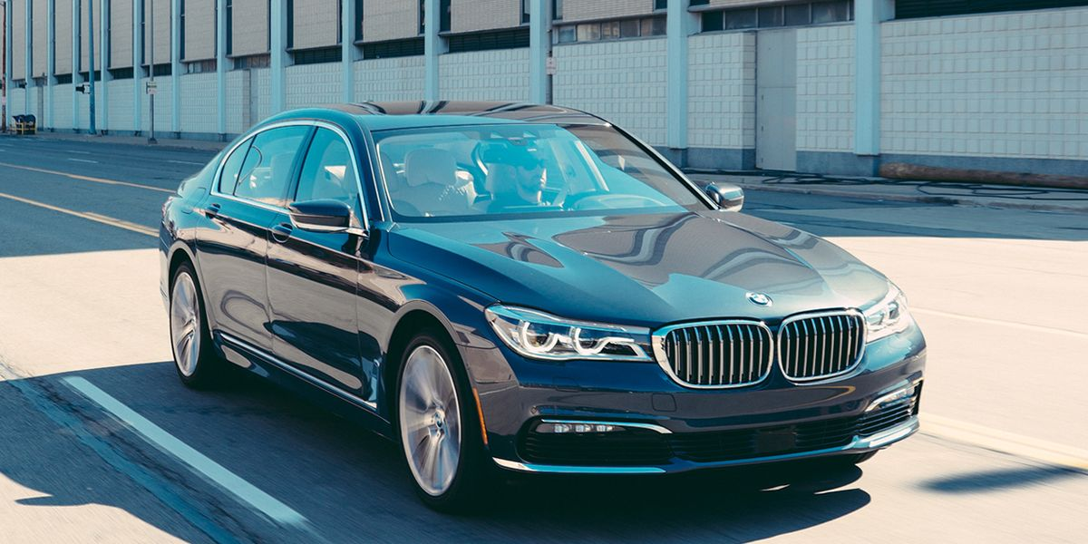 2016 Bmw 750i Xdrive Test 8211 Review 8211 Car And Driver