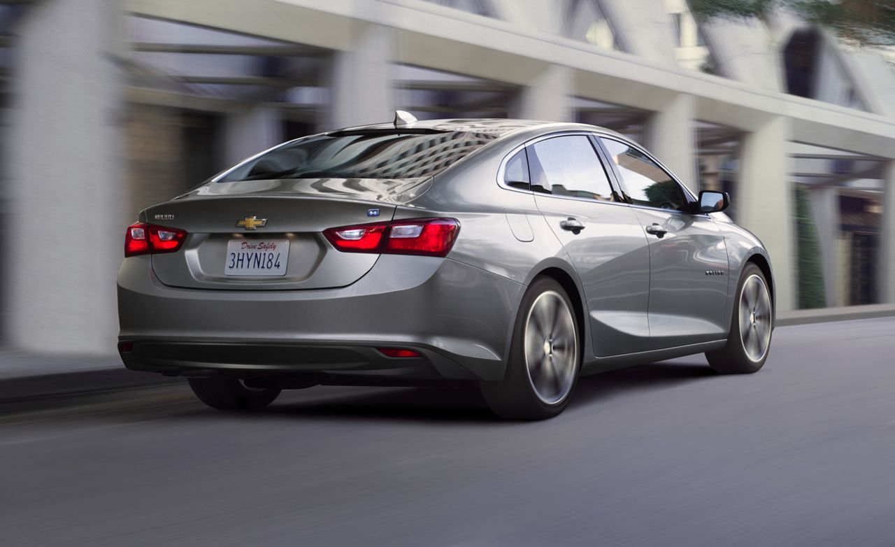2016 Chevrolet Malibu Hybrid First Drive 8211 Review Car And Driver