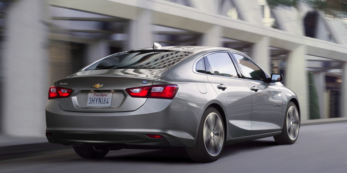 2016 Chevrolet Malibu Hybrid First Drive – Review – Car ...