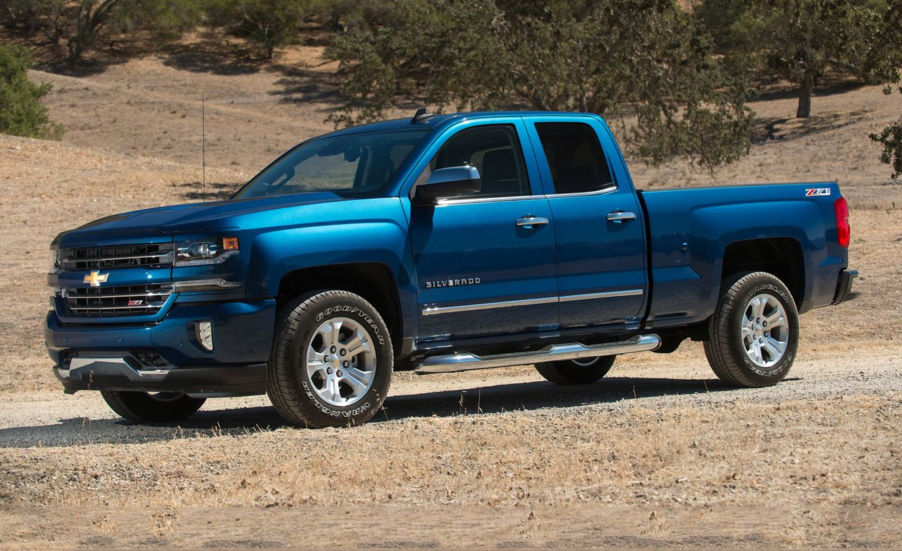 2016 Chevrolet Silverado 1500 First Drive 8211 Review Car And Driver