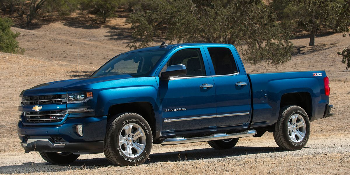 2016 Chevrolet Silverado 1500 First Drive 8211 Review 8211 Car And Driver