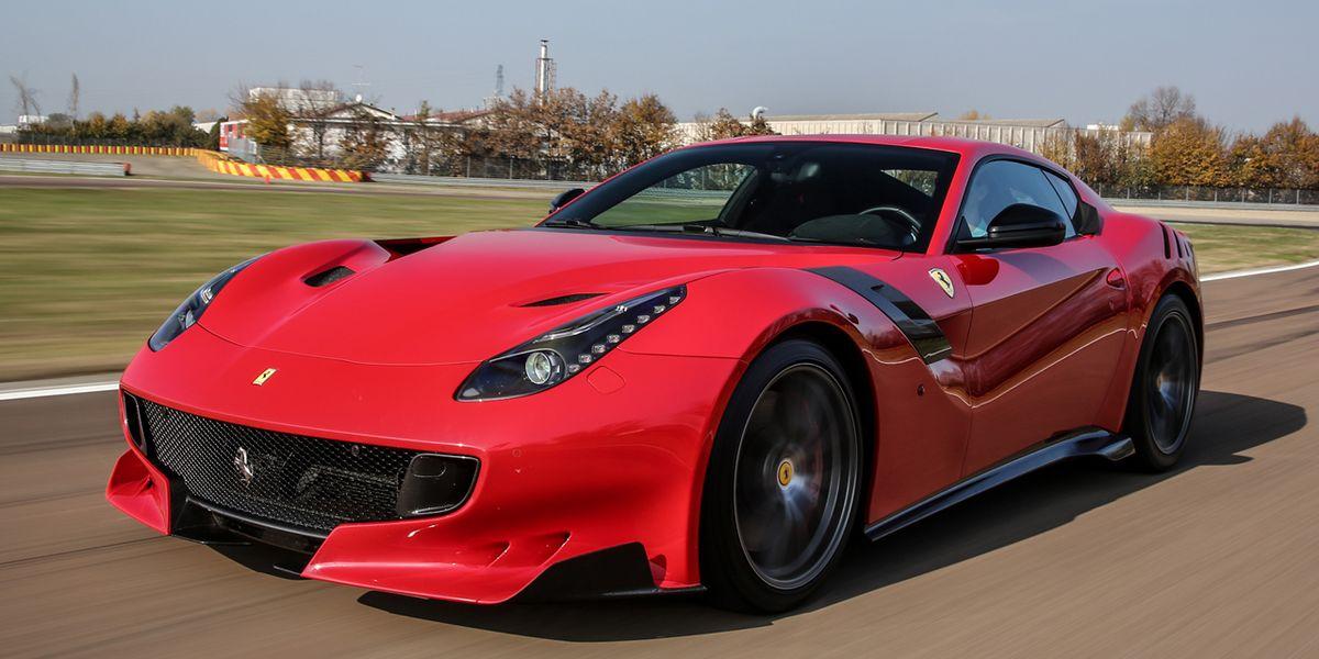 2016 Ferrari F12tdf First Drive 8211 Review 8211 Car And Driver