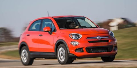 fiat 500x manual review