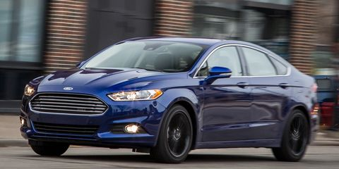 Michael Simari Overview Ford S Fusion