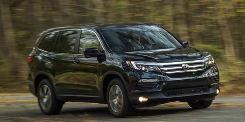 Michael Simari The New Honda Pilot