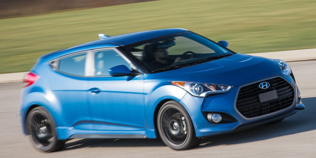 2016 Hyundai Veloster Rally Edition 1 6l Turbo Test 8211 Review 8211 Car And Driver