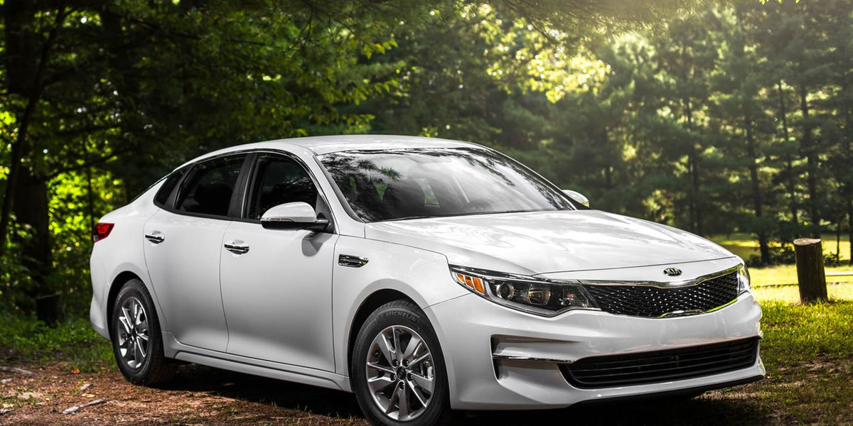2016 Kia Optima 1 6t Test 8211 Review 8211 Car And Driver