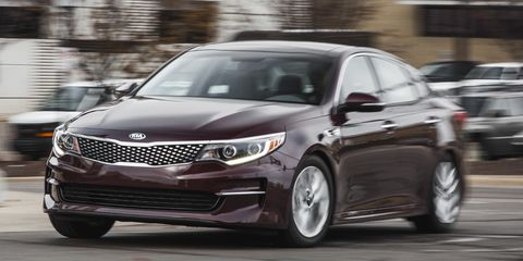 Michael Simari It S Indicative Of How Elished Kia Optima