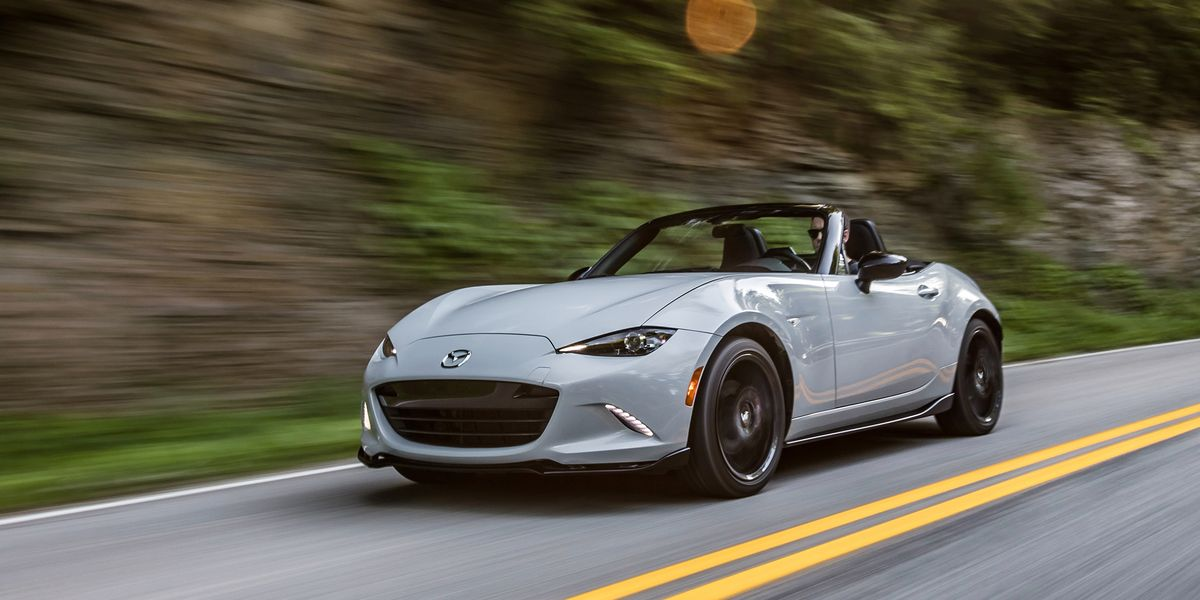 de348bf2046 2016 Mazda MX-5 Miata Long-Term Test | Review | Car and Driver