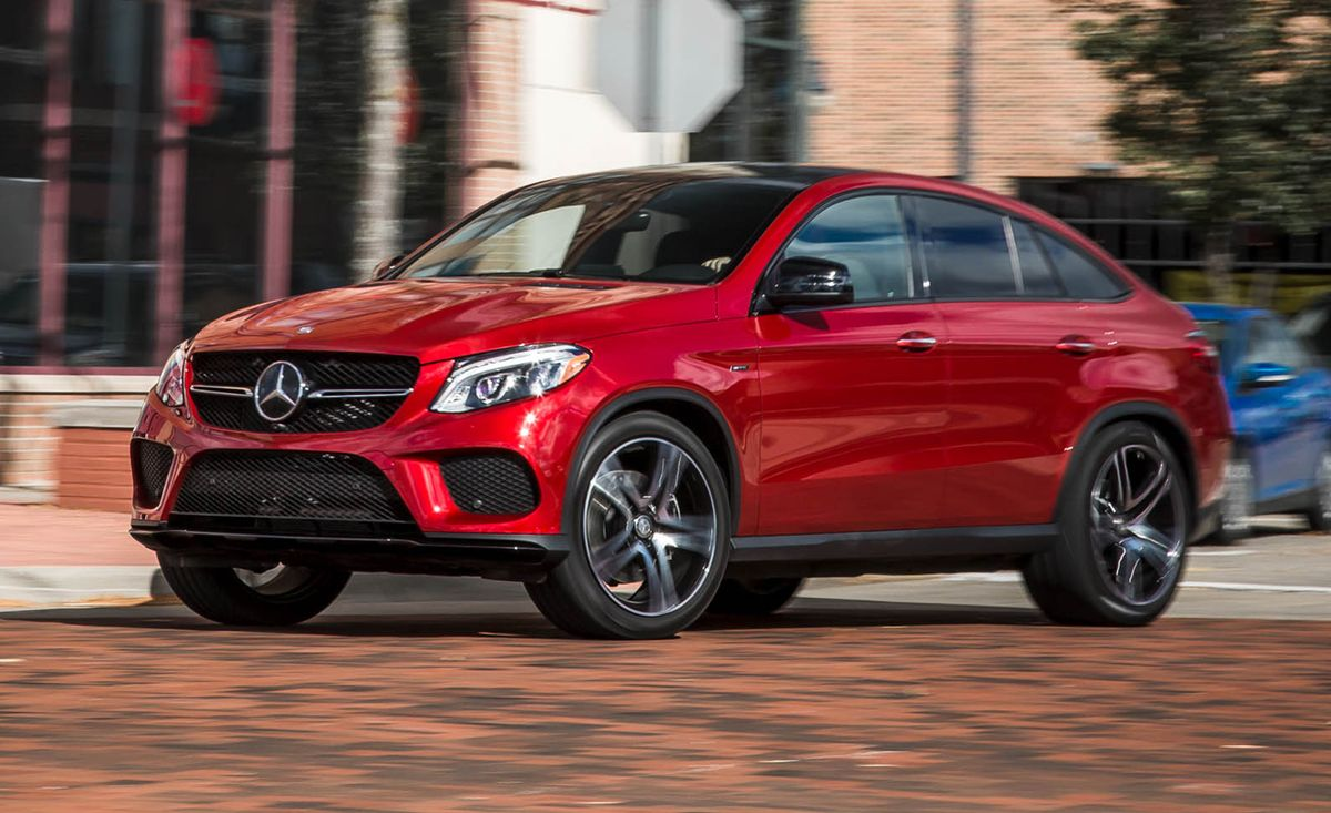 2016 Mercedes Benz Gle450 Amg Coupe Test 8211 Review 8211 Car And Driver