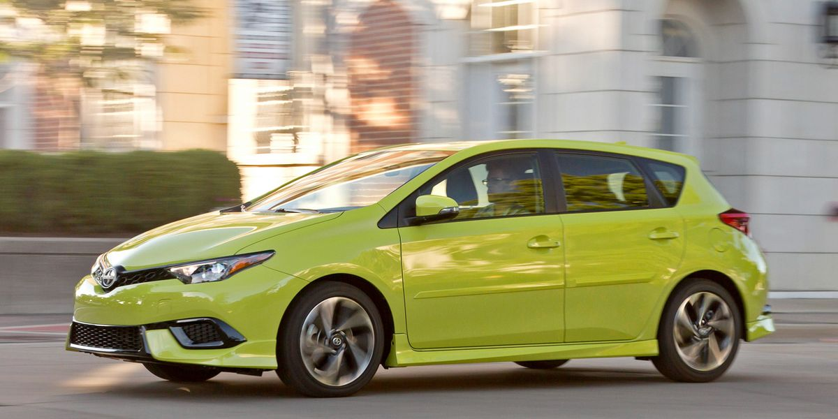 2016 Scion iM Test – Review – Car and Driver