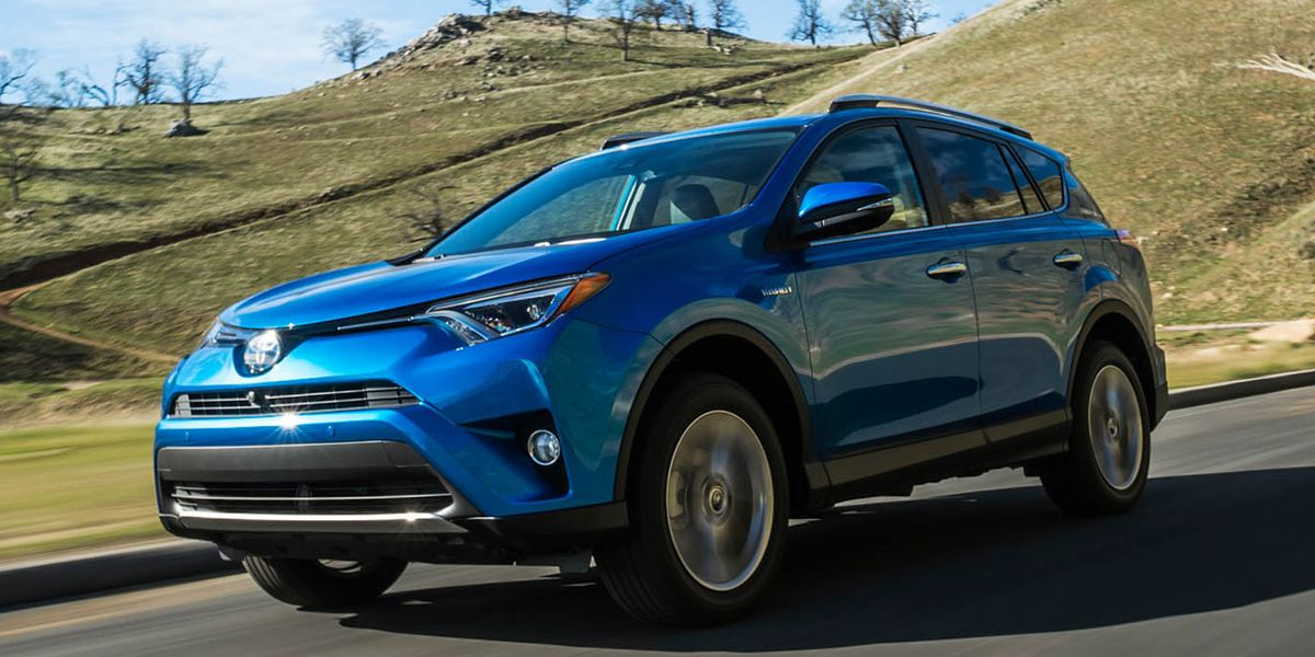 2016 Suvs Worth Waiting For >> 2016 Toyota RAV4 Hybrid First Drive – Review – Car and Driver