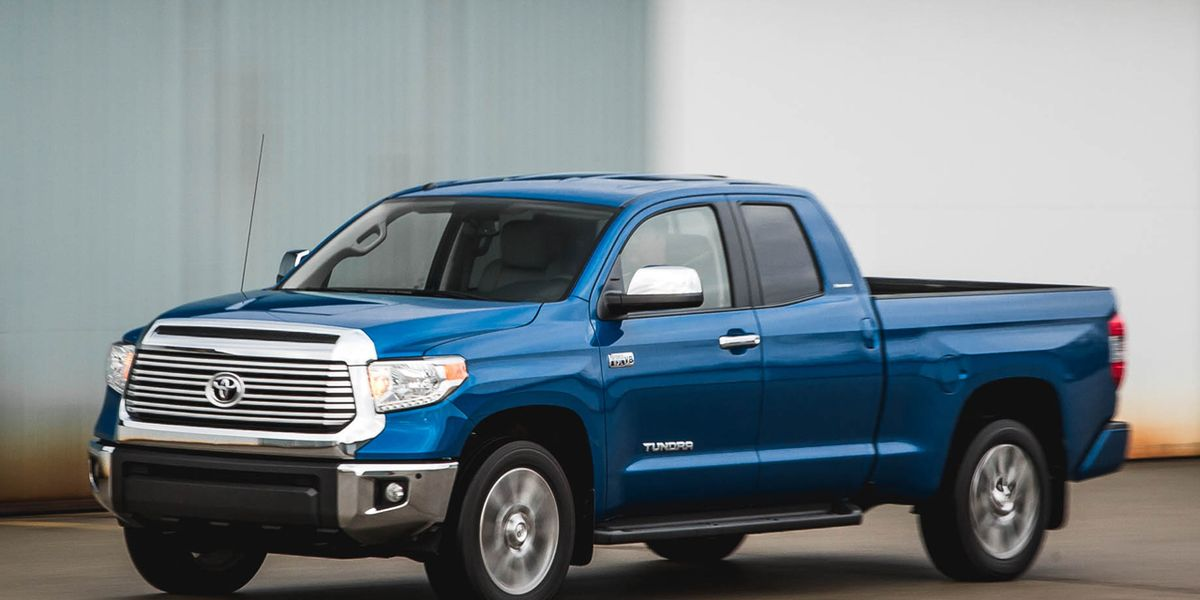 2016 Toyota Tundra Quick Take – Review – Car and Driver