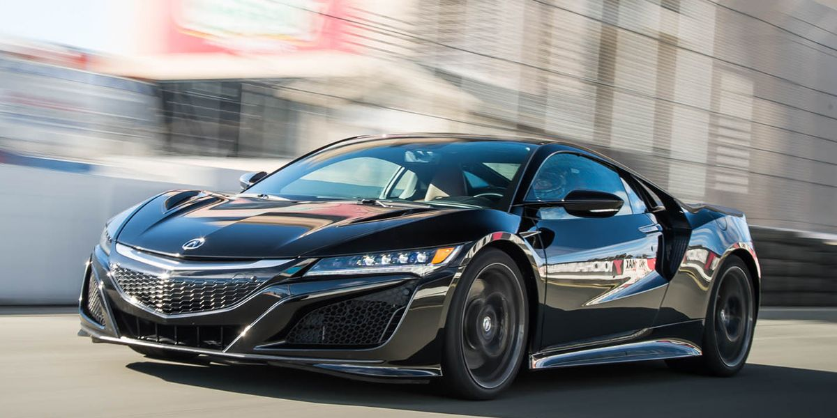 2017 Acura Nsx For Sale >> 2017 Acura NSX First Drive – Review – Car and Driver