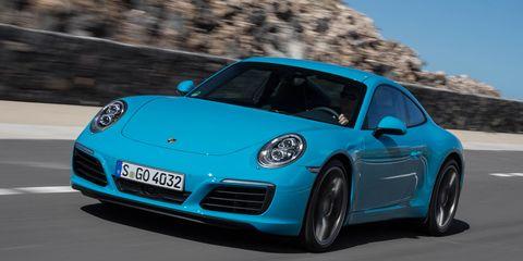 804bebd4d33ce 2017 Porsche 911 Carrera   Carrera S First Drive   8211  Review ...