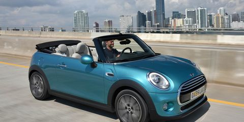 2016 Mini Cooper Convertible Revealed 8211 News 8211 Car And