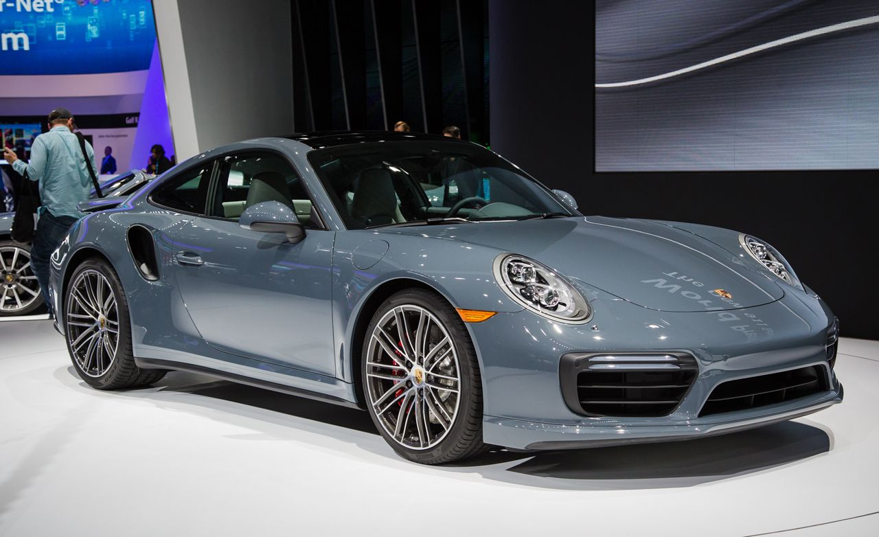 2017 Porsche 911 Turbo And S Photos Info 8211 News Car Driver