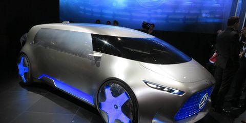 Mercedes Benz Vision Tokyo Concept Revealed 8211 News 8211