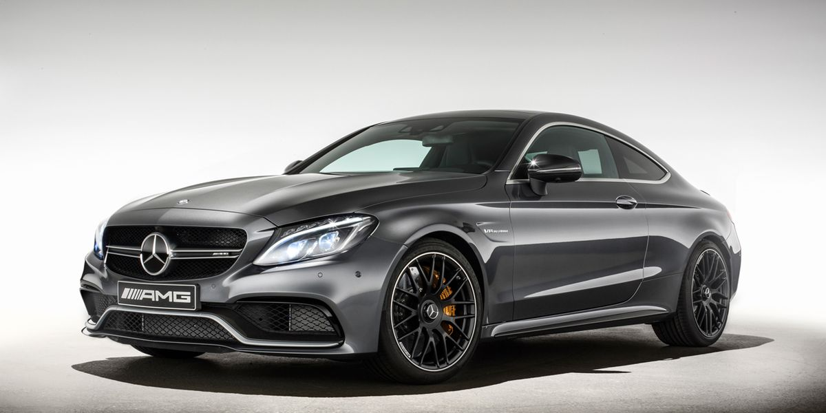 2017 Mercedes Benz C Class Coupe Dissected 8211 Feature 8211 Car And Driver