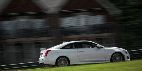 Cadillac Ats V Coupe >> Cadillac Ats V Coupe At Lightning Lap 2015 8211 Feature 8211