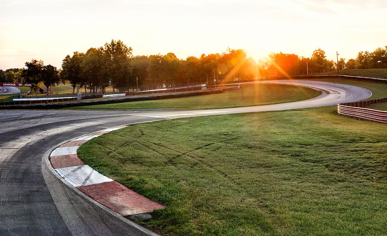 Mid Ohio Raceway >> Everything You Need To Know To Master Mid Ohio Sports Car Course