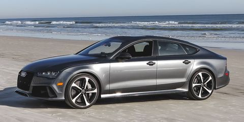 Audi Rs7 0-60 >> 2016 Audi Rs7 Performance First Drive 8211 Review 8211 Car And