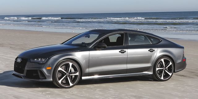 2016 Audi RS7 Performance First Drive | Audi Rs7 Engine Diagrams |  | Car and Driver