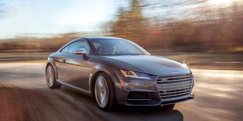 Sean C Rice From The March 2016 Issue Audi S Tt