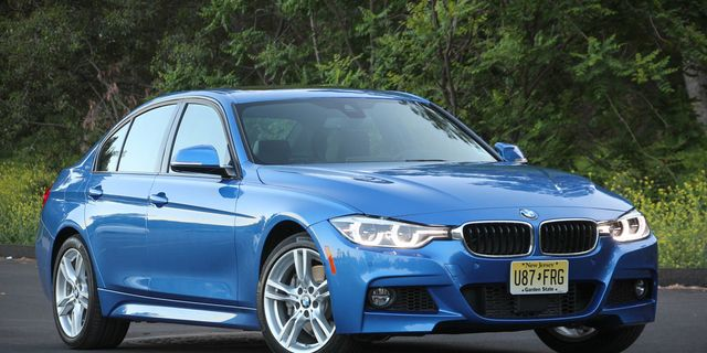 2016 Bmw 328i Xdrive Automatic Test 8211 Review Car And Driver