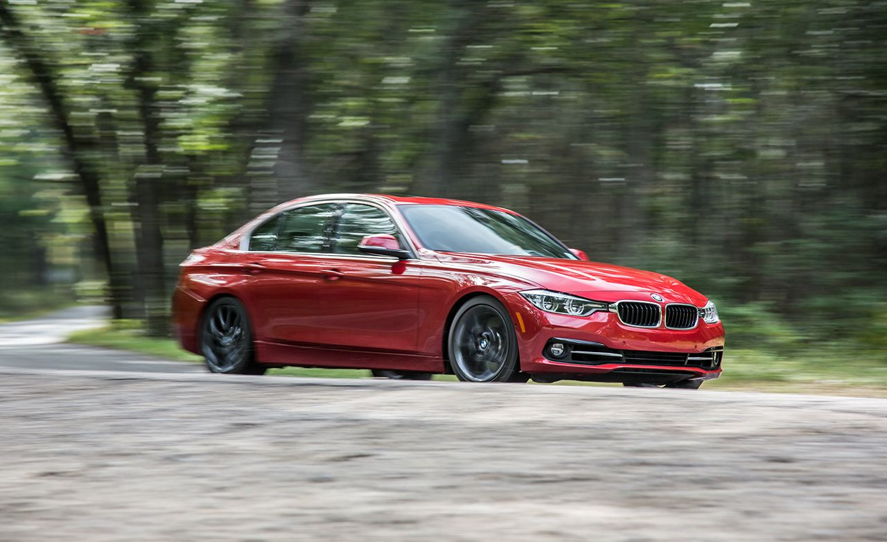 Comments on: 2016 BMW 340i - Car and Driver Backfires