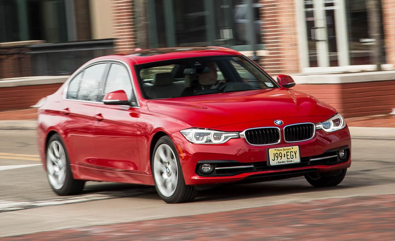 2016 Bmw 340i Xdrive Test 8211 Review 8211 Car And Driver