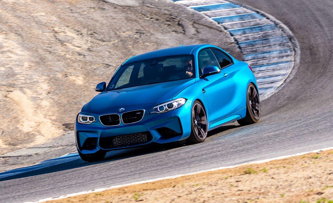 2016 bmw m2 full test \u0026 8211; review \u0026 8211; car and driver