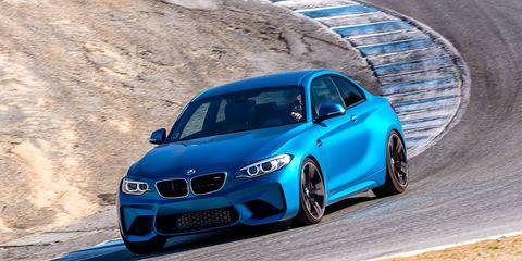 2016 BMW M2 Full Test –