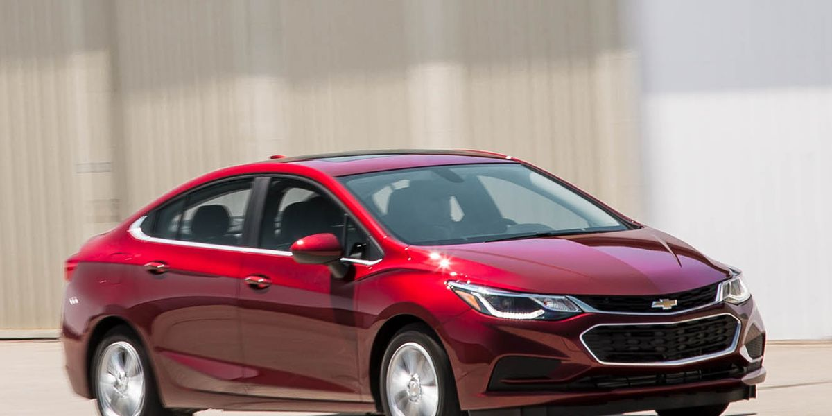 2016 Chevrolet Cruze 1.4T Automatic – Review – Car and Driver