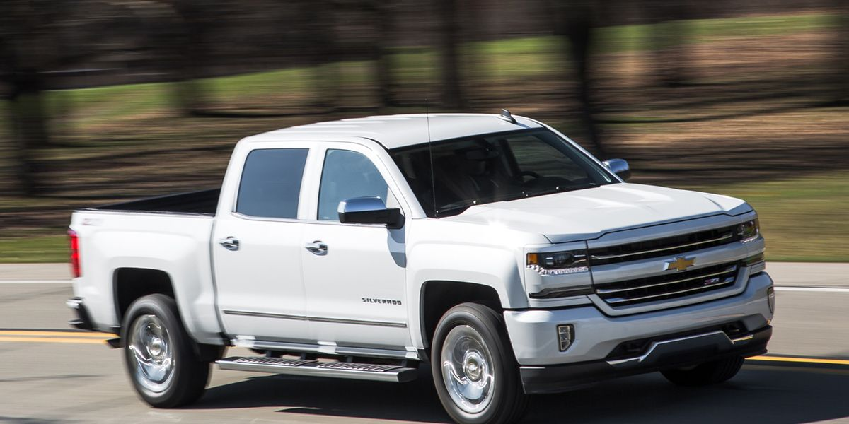 2016 Chevrolet Silverado 1500 Z71 5 3l 8 Speed Automatic Test 8211 Review 8211 Car And Driver