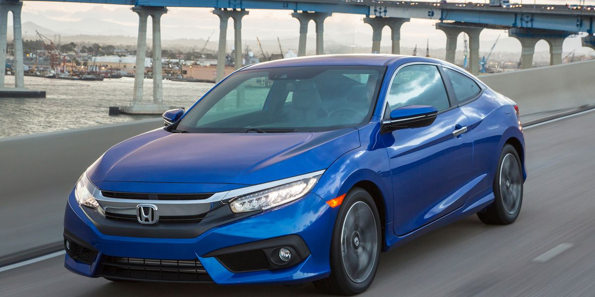 2016 honda civic coupe first drive 8211 review 8211 car and driver 2016 honda civic coupe first drive