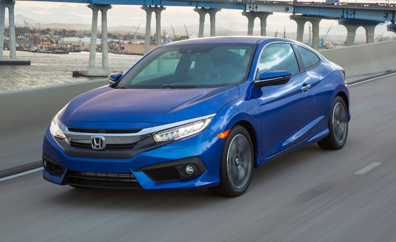 2016 Honda Civic Coupe First Drive 8211 Review 8211 Car And Driver