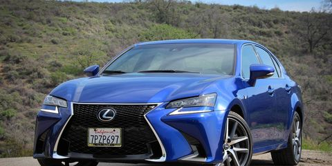 Steve Siler That The 2016 Lexus Gs350 F