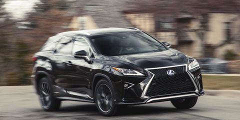 Michael Simari The Lexus Rx