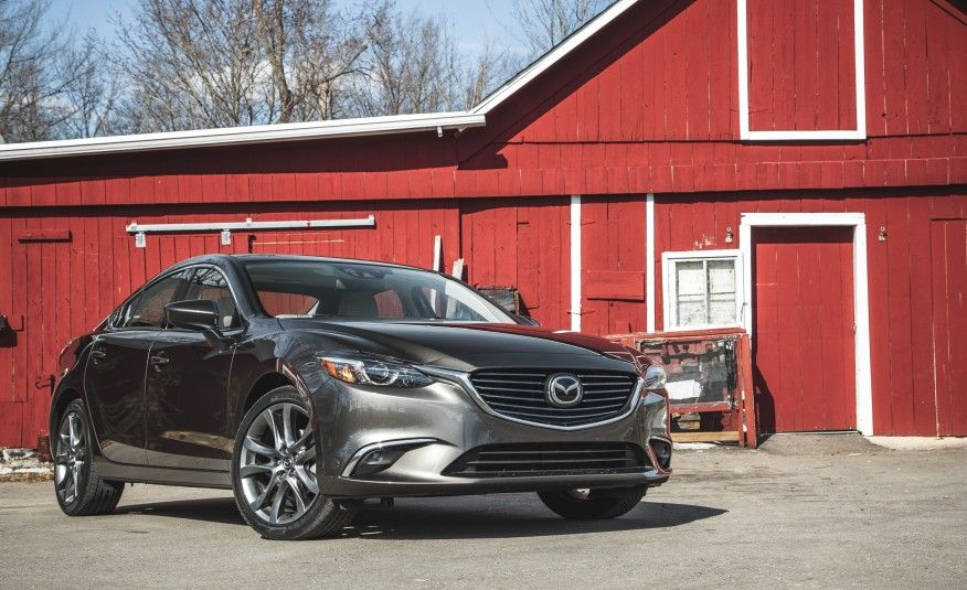2016 Mazda 6 I Grand Touring 60 Second Review 8211 Video Car And Driver