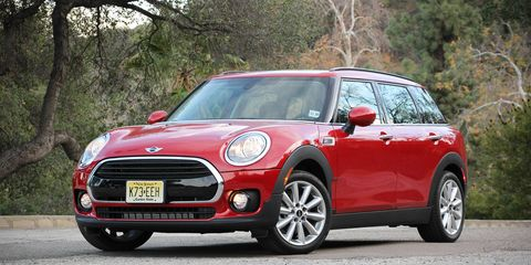 2016 Mini Cooper Clubman Test 8211 Review 8211 Car And Driver