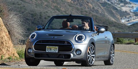 2016 Mini Cooper Convertible First Drive 8211 Review 8211 Car