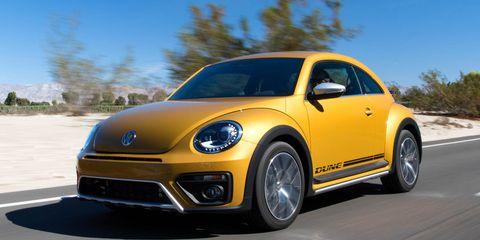 Vw Beetle Dune >> 2016 Volkswagen Beetle Dune First Drive 8211 Review