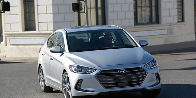 2017 hyundai elantra first drive 8211 review 8211 car and driver 2017 hyundai elantra first drive 8211