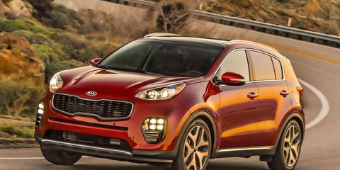 Kia Sportage Attract >> 2017 Kia Sportage First Drive 8211 Review 8211 Car And Driver