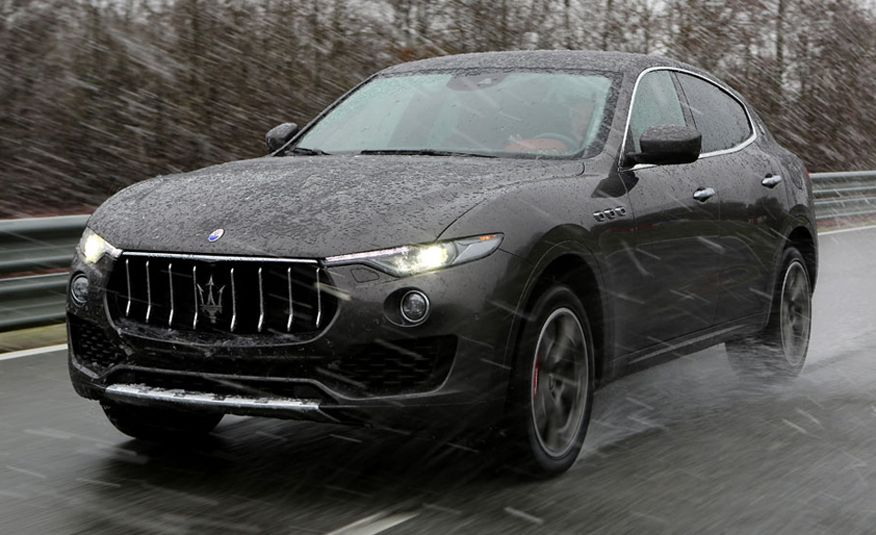 2017 Maserati Levante Suv First Drive 8211 Review Car And Driver