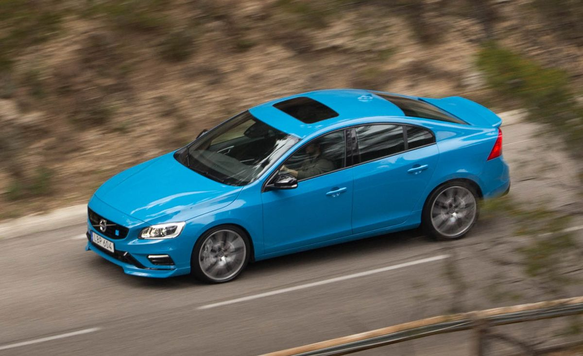 2017 Volvo S60 Polestar First Drive 8211 Review 8211 Car And Driver