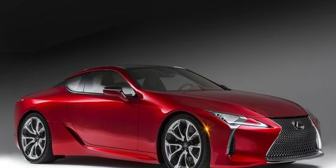 2017 Lexus Lc500 Coupe Dissected 8211 Feature Car And Driver