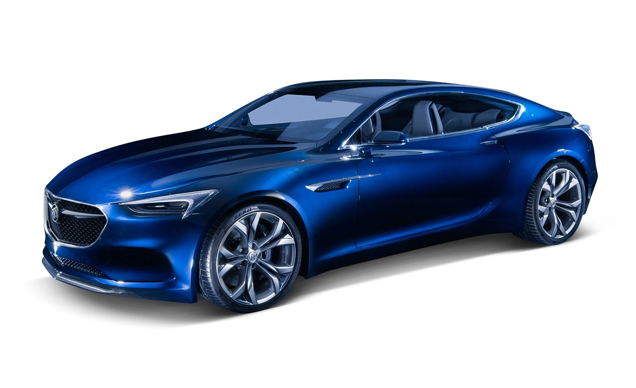 Buick Avista Concept Dissected Design Train And More 8211 Feature Car Driver