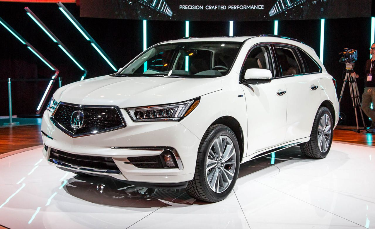 2017 Acura Mdx Photos And Info 8211 News 8211 Car And Driver